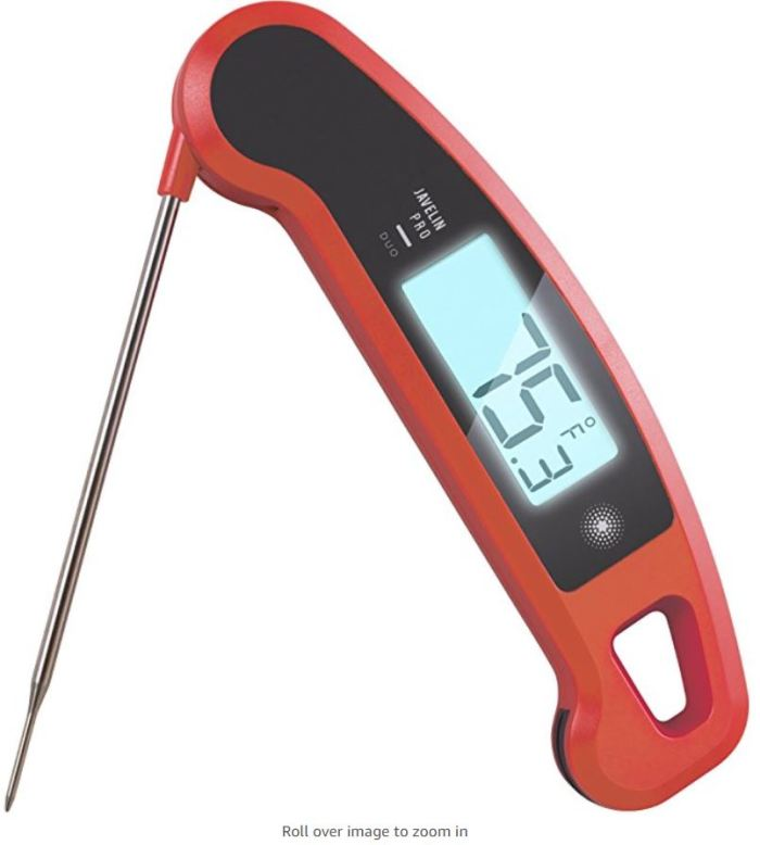 My pick For Instant Read Thermometers- The Javelin Pro ...